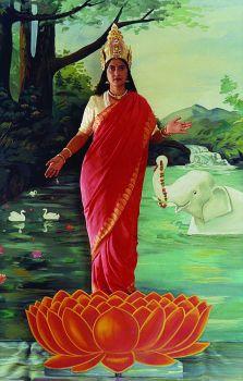 ആർട്ട് ഗാലറി – പുഷ്പമാല