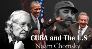 Cuba America Noam Chomsky David Barzamian