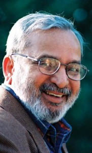 Author Photo_UR Ananthamurthy