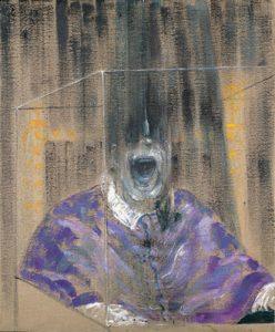Francis Bacon: Head VI, 1949