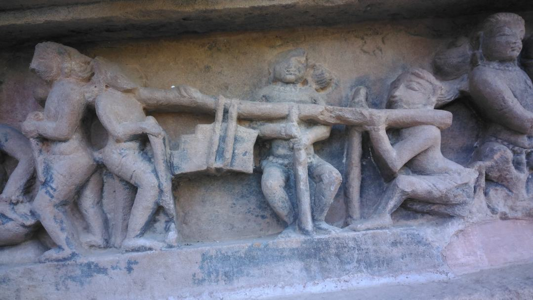 a-detail-of-relief-showing-the-labour-of-sculptors-khajuraho