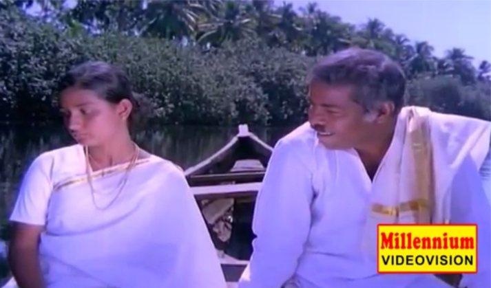 മേനക, തിലകൻ (കോലങ്ങൾ; 1981)