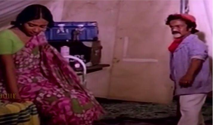 അഞ്ജലി നായഡു, രഘു (മേള; 1980)