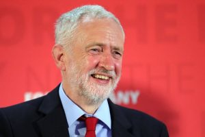 Jeremy-Corbyn-Delivers-A-Speech-On-Employment