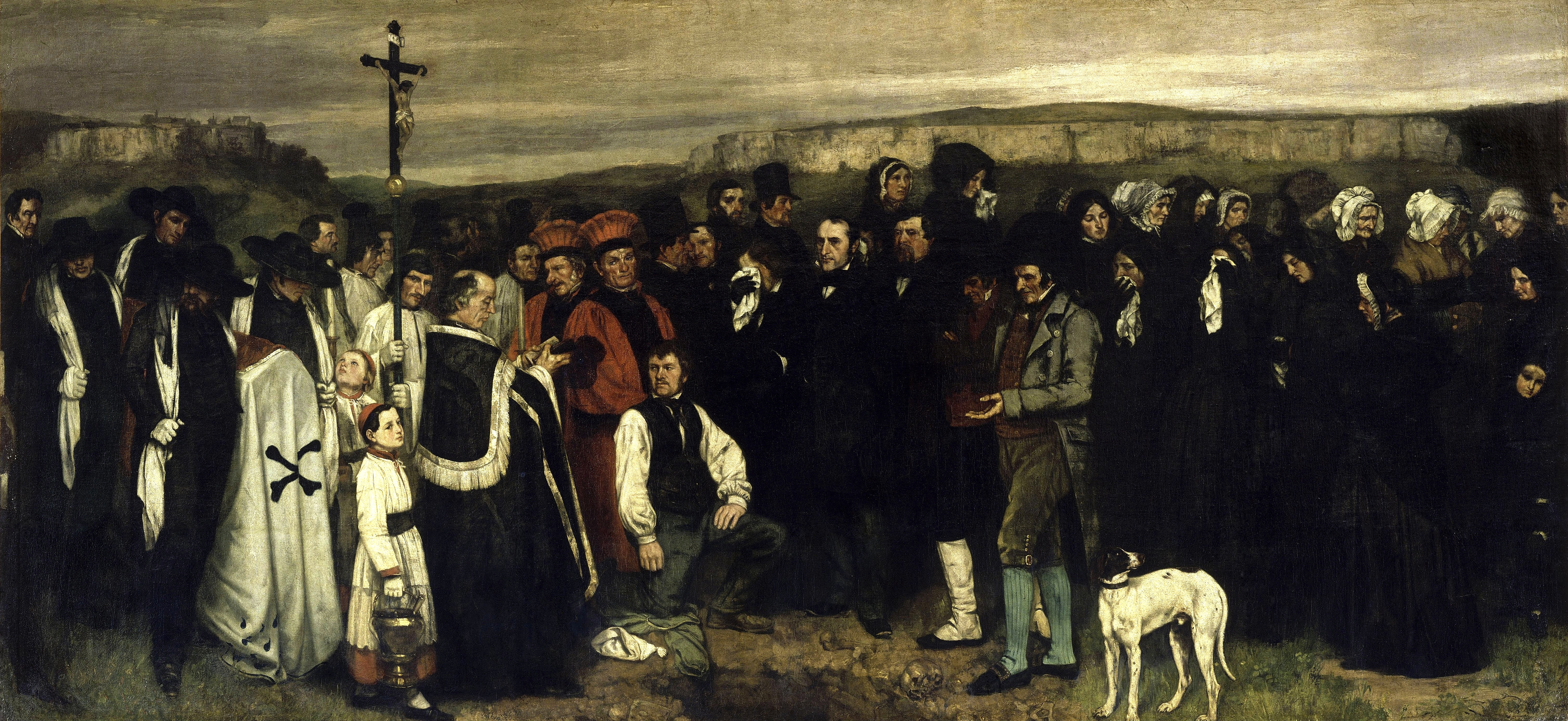 Gustave_Courbet_-_A_Burial_at_Ornans_-_Google_Art_Project_2