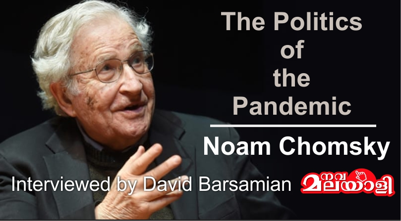 The Politics of the Pandemic – Noam Chomsky